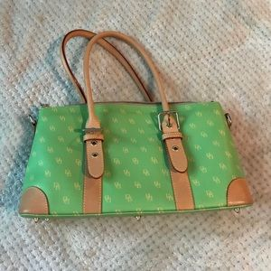 Dooney & Bourke bag and accessories
